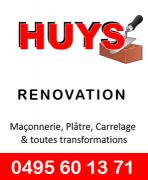 Huys renovation