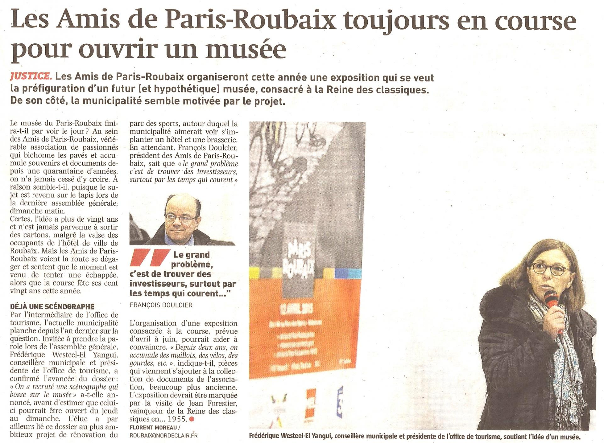 Paris roubaix nord eclair 2